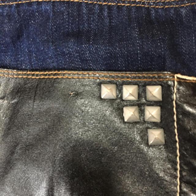 bit blue(ビットブルー)のサルエルパンツ レディースのパンツ(サルエルパンツ)の商品写真