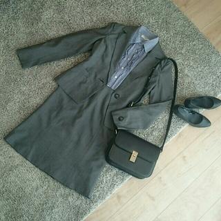 ナチュラルビューティーベーシック(NATURAL BEAUTY BASIC)のサマースーツ S(スーツ)