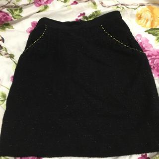 プロポーションボディドレッシング(PROPORTION BODY DRESSING)のproportion ツイードスカート(ひざ丈スカート)