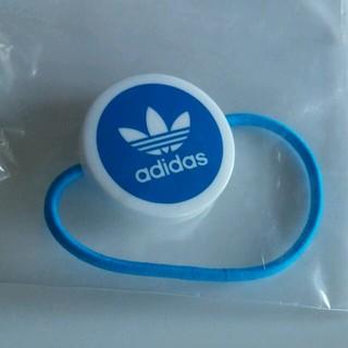 アディダス(adidas)の新品 未使用 アディダス ヘアゴム(ヘアゴム/シュシュ)