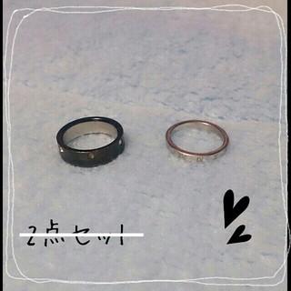 玲夏imy…♡様(リング(指輪))