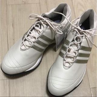 アディダス(adidas)の日本未発売? アディダス ゴルフシューズ《タグ付き未使用》(シューズ)
