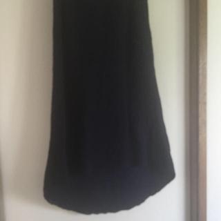 バーニーズニューヨーク(BARNEYS NEW YORK)のフィッシュテールスカート vintage slub(ロングスカート)
