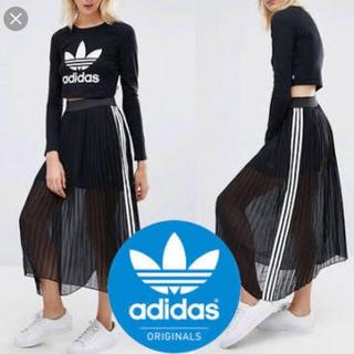 アディダス(adidas)の即完売品 adidasオリジナル スカート正規品(ロングスカート)