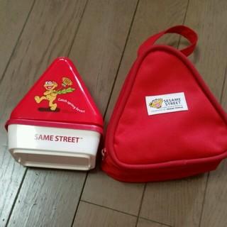 セサミストリート(SESAME STREET)のセサミストリートお弁当箱(弁当用品)