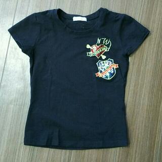イリーデ(Ra Iride)の黒 Tシャツ(Tシャツ(半袖/袖なし))