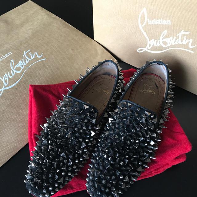 Christian Louboutin(クリスチャンルブタン)の【正規品】クリスチャンルブタン靴 メンズの