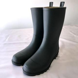 マーガレットハウエル(MARGARET HOWELL)のMHL レイン ブーツ PVC マーガレット ハウエル 長靴 エムエイチエル(レインブーツ/長靴)