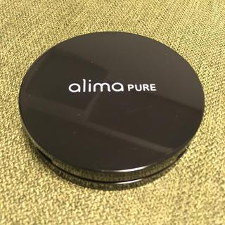 アリマ(ALIMA)のalima PURE アリマピュア シルキープレスドファンデーション カルダモン(ファンデーション)