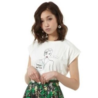 スライ(SLY)のSLYTOMBOY T/SH(Tシャツ(半袖/袖なし))