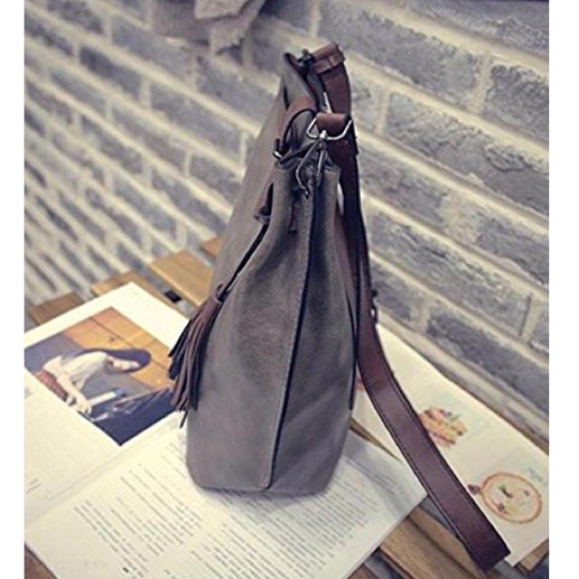 【新品、未使用】ショルダーバッグ 赤 レディースのバッグ(ショルダーバッグ)の商品写真