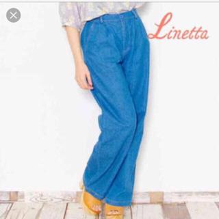 リネッタ(Linetta)のLinetta ワイドパンツ(バギーパンツ)