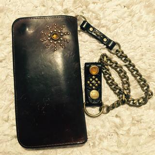 キャリー(CALEE)のdaiさん専用HTCの長財布とCALEEウォレットチェーンセット(長財布)