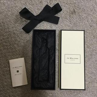 ジョーマローン(Jo Malone)のジョーマローン JoMalone 箱 ギフト プレゼント ショップ袋(香水(女性用))