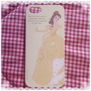 ディズニー(Disney)のベル iPhone5ケース(モバイルケース/カバー)