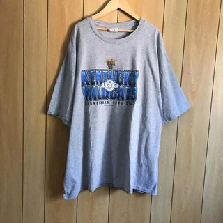 USA古着 BIGTシャツ(2X)バスケ(Tシャツ/カットソー(半袖/袖なし))
