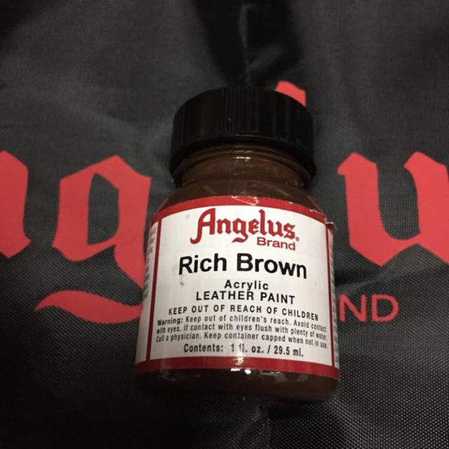 NIKE(ナイキ)の在庫処分品 即日発送 angelus RICH BROWN メンズの靴/シューズ(スニーカー)の商品写真