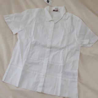 ギャップ(GAP)の新品✴︎GAP 半袖シャツブラウス(シャツ/ブラウス(半袖/袖なし))
