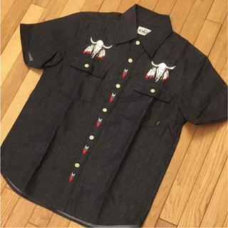 キャリー(CALEE)のCALEE ダンガリーシャツ(シャツ)
