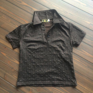 フェンディ(FENDI)のFENDI スキッパーポロシャツ(ポロシャツ)