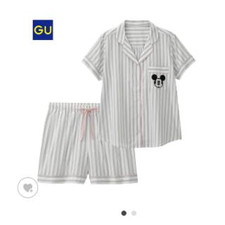 ジーユー(GU)のGU パジャマ ミッキー(パジャマ)