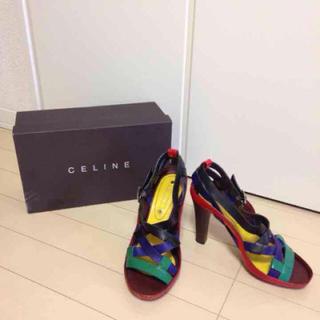 セリーヌ(celine)のセリーヌ サンダル 37(サンダル)