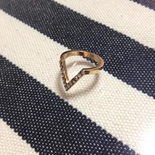 エイチアンドエム(H&M)の新品☆ナックルリング(リング(指輪))