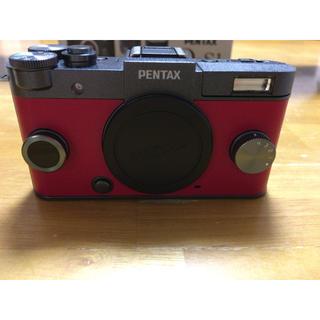 ペンタックス(PENTAX)の15時までお値下げ!!PENTAX Q-S1  ダブルズームキット(ミラーレス一眼)