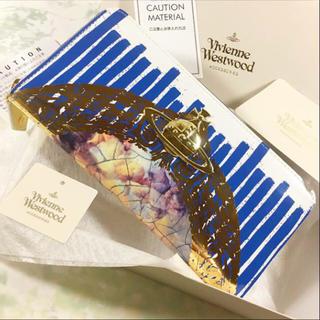ヴィヴィアンウエストウッド(Vivienne Westwood)の未使用☺︎Vivienne Westwood 長財布 ヴィヴィアン バロック(財布)