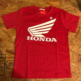ジーユー(GU)の【完売品】120サイズ新品★HONDAキッズTシャツGU(Tシャツ/カットソー)