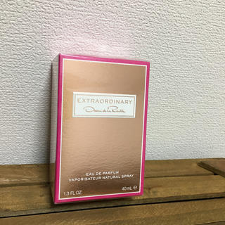 オスカーデラレンタの香水の匂い