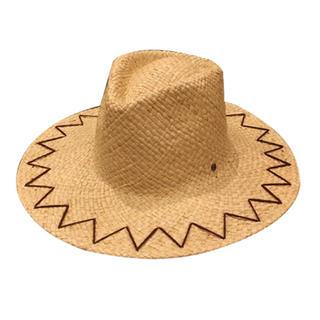 シェル(Cher)の定価 11880円 BRIXTON hat(麦わら帽子/ストローハット)