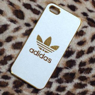 アディダス(adidas)のadidas iPhone5/5sカバー(その他)