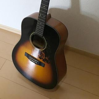 クリッシーモリス(Chrissie Morris)の【ごんさん専用】morris M-12TS アコースティックギター(アコースティックギター)