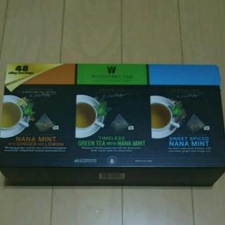 Wissotzky Tea ハーブティ 3種類セット  (茶)