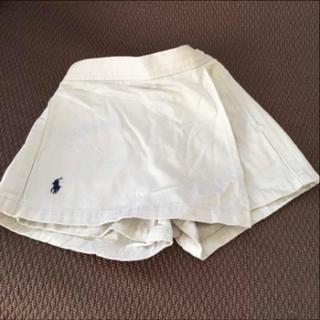 ポロラルフローレン(POLO RALPH LAUREN)の【美品❤️】ラルフローレン★パンツ巻きスカート風★(スカート)