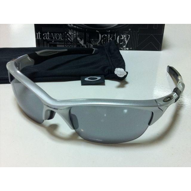 Oakley(オークリー)のOAKLEY(オークリー) ハーフジャケット2.0 009153-02 新品 メンズのファッション小物(サングラス/メガネ)の商品写真