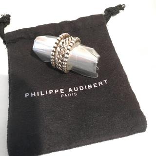 フィリップオーディベール(Philippe Audibert)のフィリップオディベール リング(リング(指輪))