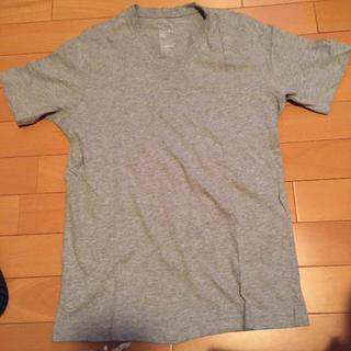 ムジルシリョウヒン(MUJI (無印良品))の無印良品TシャツGU、ユニクロ、H&M、NIKE、バンズ、GAP、リー、ザラ(Tシャツ/カットソー(半袖/袖なし))