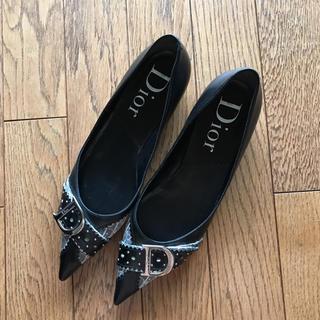 ディオール(Dior)の【なお様専用 】6月20日まで ディオール パンプス 美品(ハイヒール/パンプス)