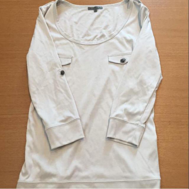 BLACK by moussy(ブラックバイマウジー)のシャツ、レディース レディースのトップス(シャツ/ブラウス(長袖/七分))の商品写真