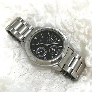アニエスベー(agnes b.)のアニエス・ベー アナログ 腕時計 V33J-0010(腕時計)