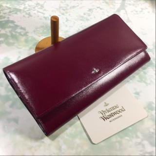 ヴィヴィアンウエストウッド(Vivienne Westwood)の未使用☺︎Vivienne Westwood 財布 ヴィヴィアン パープル(財布)