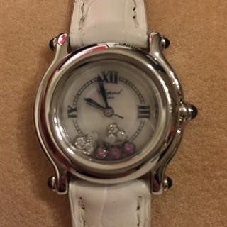ショパール(Chopard)の💓💓💓ziggy様専用💓💓💓ショパールハッピースポーツ ダイヤ 時計(腕時計)