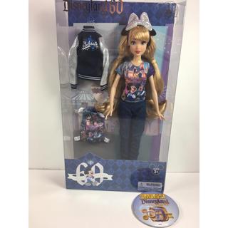 バービー(Barbie)の激レア☆アメリカディズニーランド♡バービー人形!(ぬいぐるみ/人形)