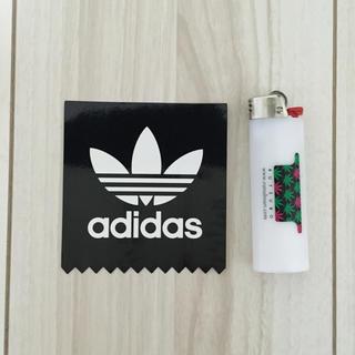 アディダス(adidas)のadidas skateboarding ステッカー(ノベルティグッズ)