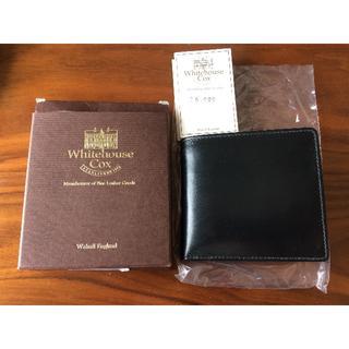 ホワイトハウスコックス(WHITEHOUSE COX)のWHC  ホワイトハウスコックス 2つ折り S5571 (折り財布)