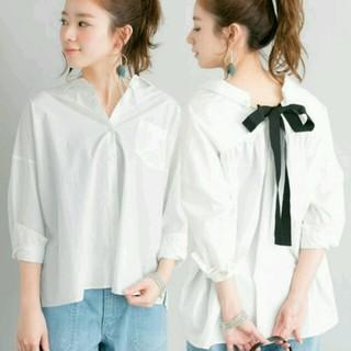 アーバンリサーチ(URBAN RESEARCH)のアーバンリサーチ ホワイトシャツ(シャツ/ブラウス(長袖/七分))