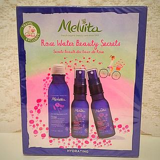 メルヴィータ(Melvita)のメルヴィータ(Melvita) ローズウォーター ビューティーシークレット(化粧水/ローション)