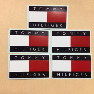 トミー(TOMMY)のTOMMY HILFIGER シール(その他)